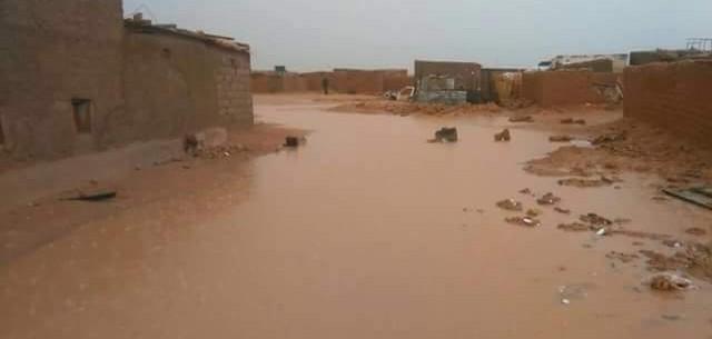 Inundaciones agosto