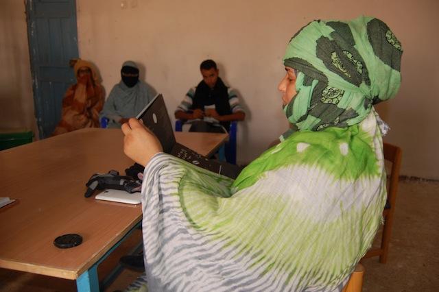 Gajmula: El orgullo de ser saharauia