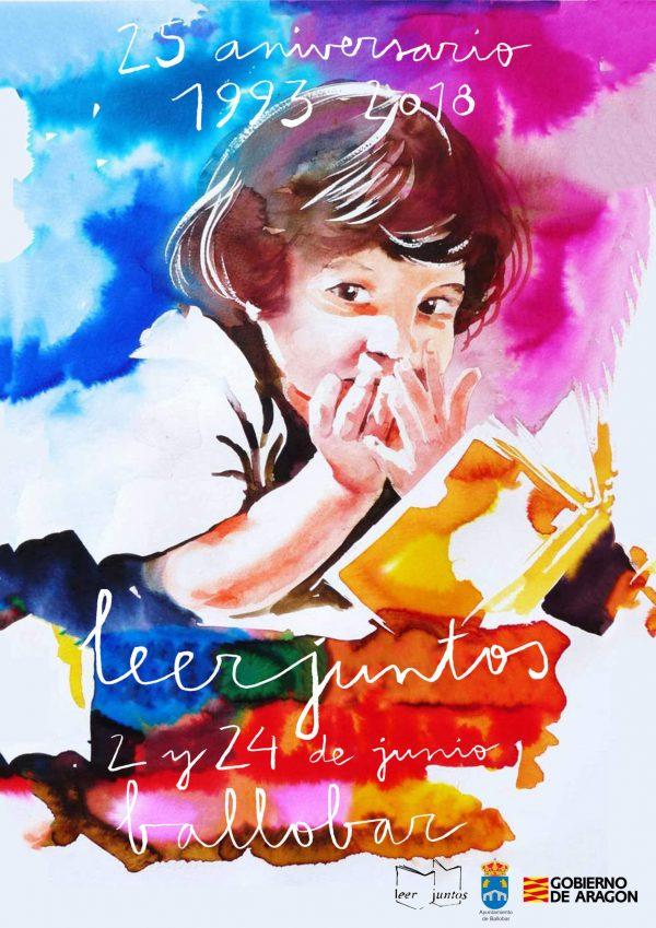 """25 ANIVERSARIO DE """"LEER JUNTOS"""""""