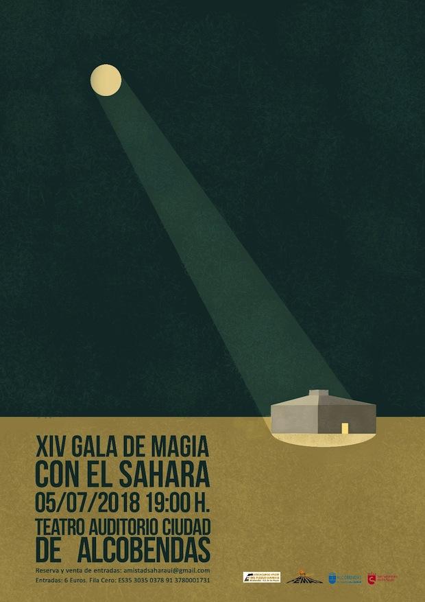 14ª GALA DE MAGIA CON EL SAHARA
