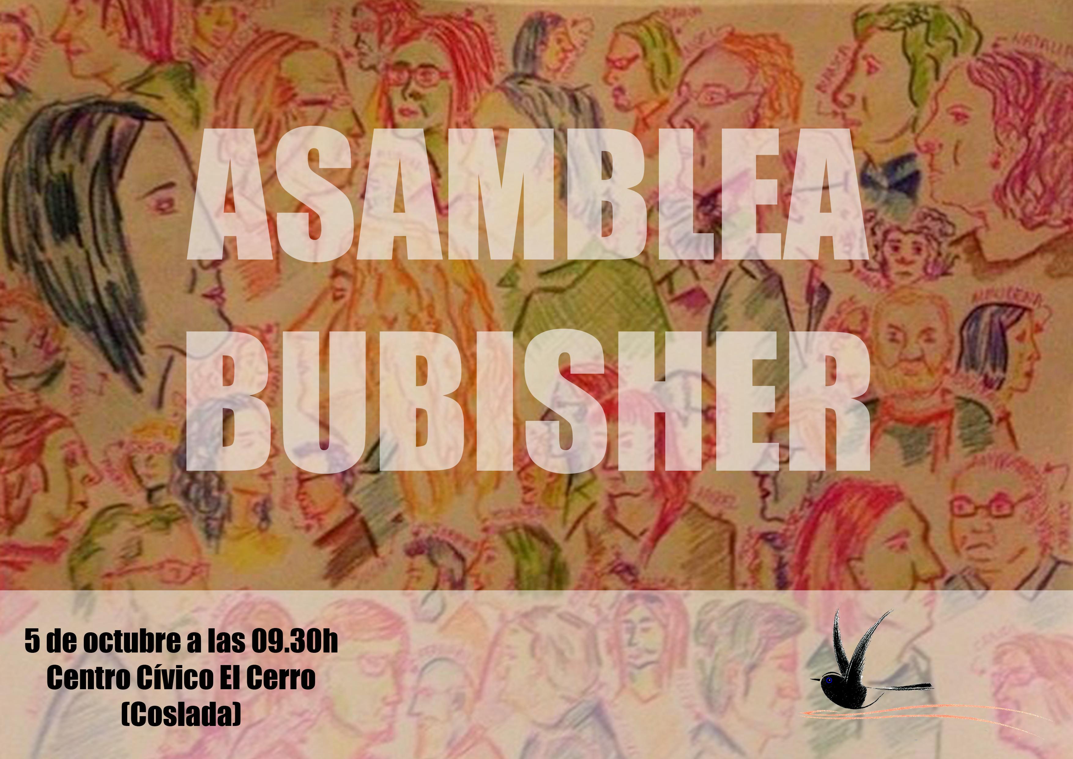 ASAMBLEA BUBISHER 2019