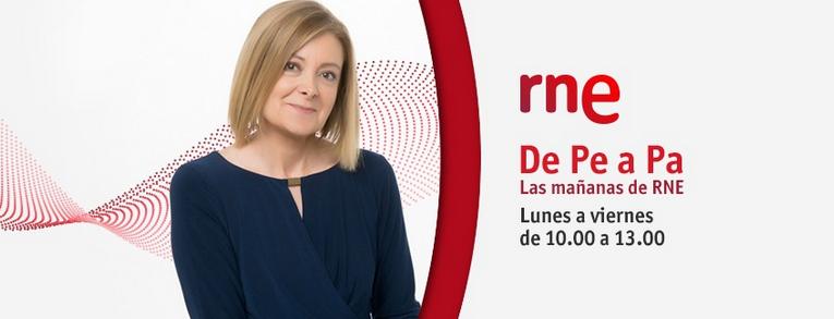 LAS MAÑANA DE RADIO NACIONAL CON PEPA FERNÁNDEZ: PROYECTO BUBISHER