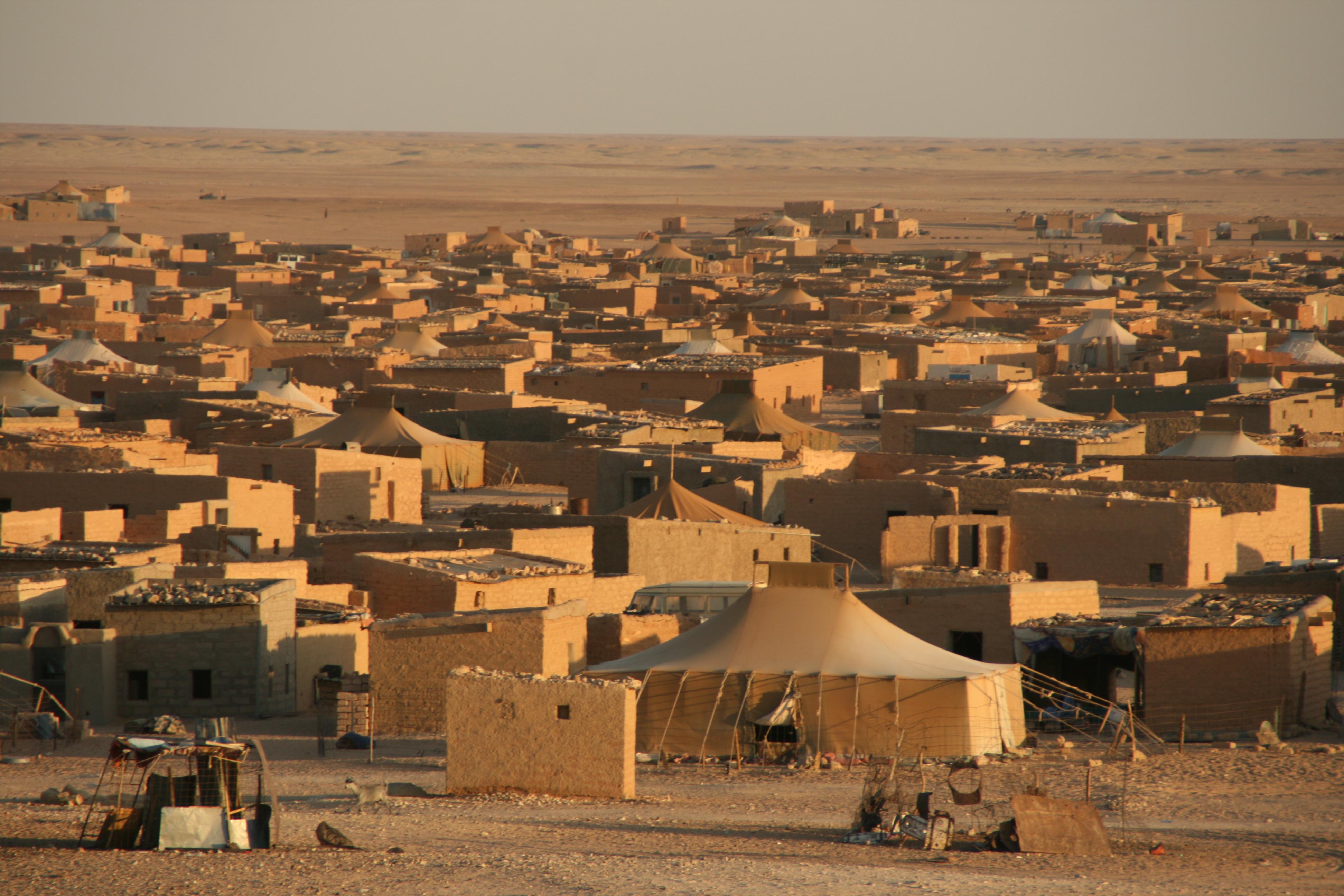 NUESTRO APOYO INCONDICINAL AL PUEBLO SAHARAUI