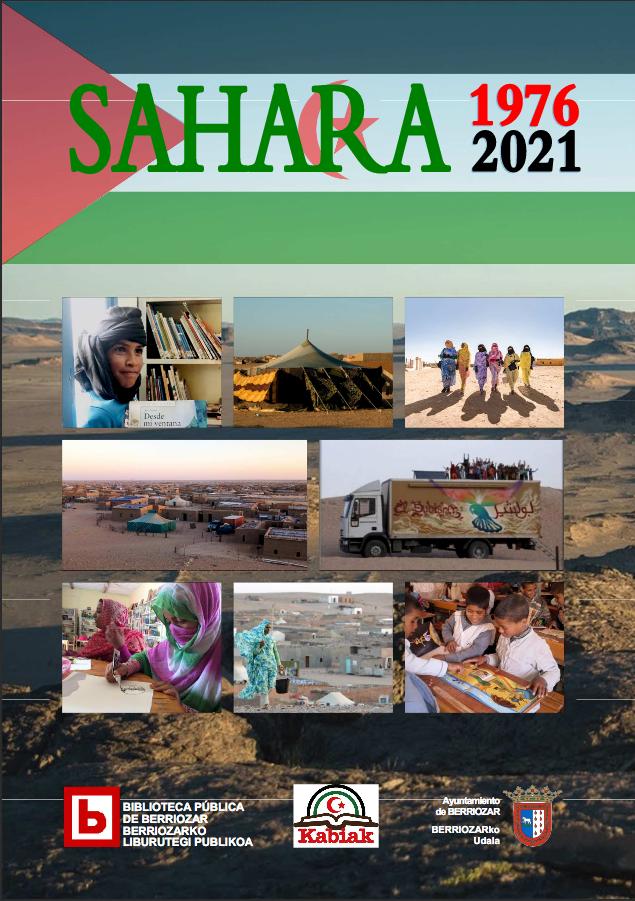 LIBROS DE TEMÁTICA SAHARAUI RECOMENDADOS POR KABIAK