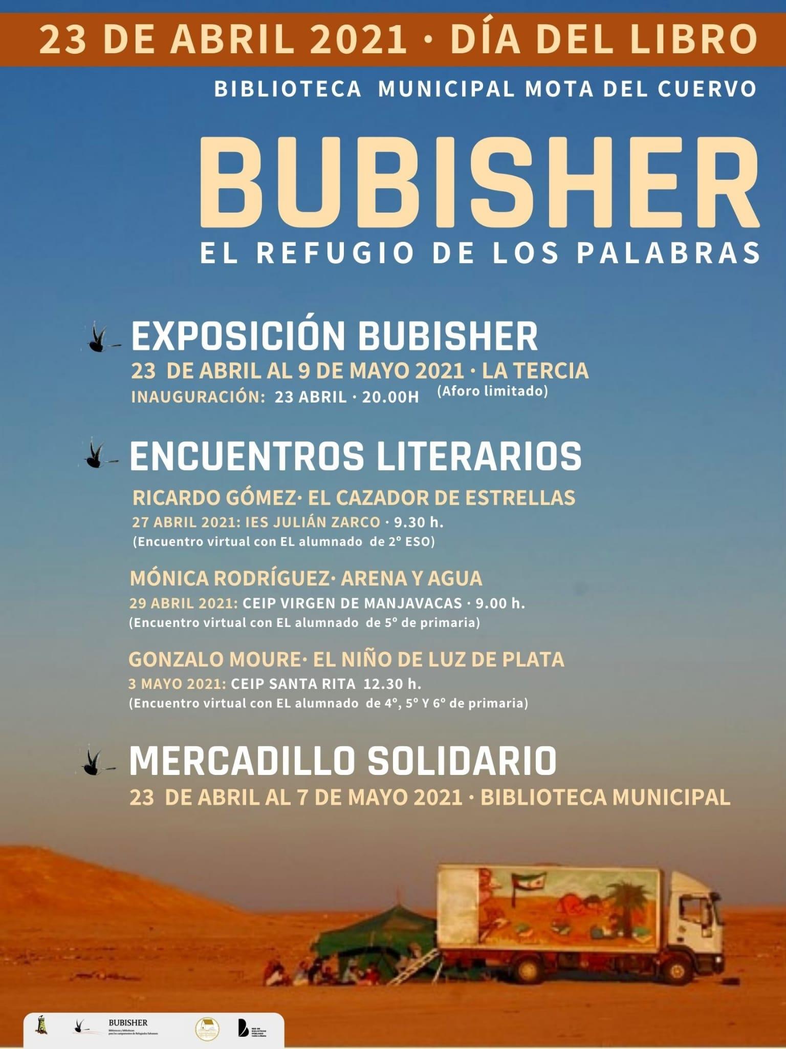 BUBISHER: EL REFUGIO DE LAS PALABRAS