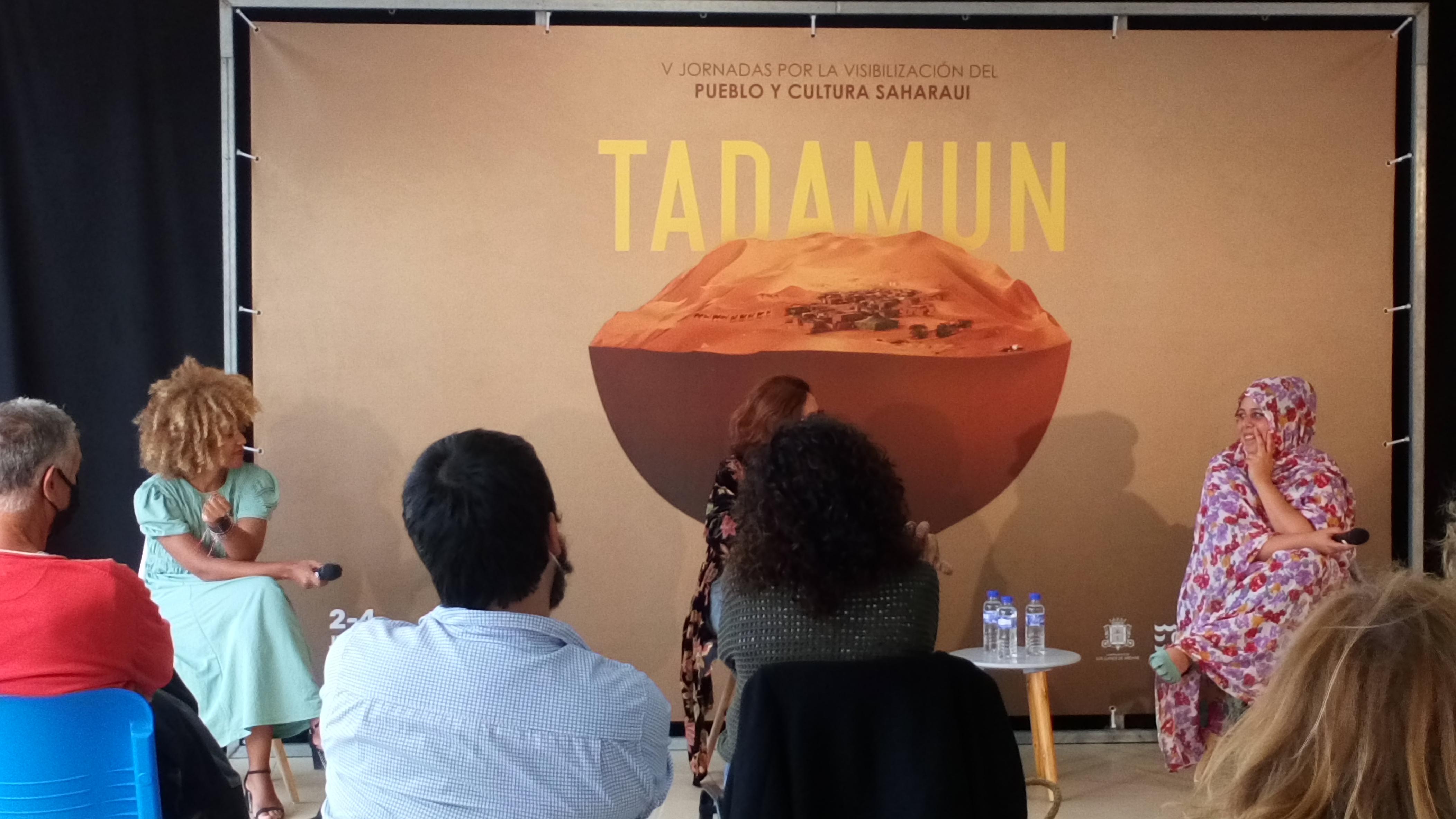 TADAMUN: EL COMPROMISO DE VISIBILIZAR AL PUEBLO SAHARAUI Y SU CULTURA